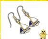 !! Nautical Earrings