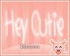 (R) Hey Cutie