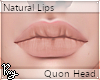 Nature Beige Lips- Quon