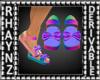 Child Bow Sandals Mesh