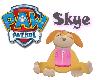 Paw Patrol Skye Plushy