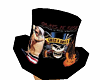 GUNS N ROSES TOP HAT