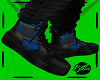 DA-BOP BOOTS - BLUE