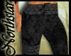 ~NS~ Black sway pants