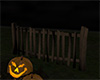 Spooky Rustic Fence