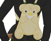 TeddyBearBackpack Yellow