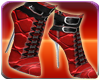 Red Vampire Boots