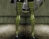 [SM] Mecha Boots Militar