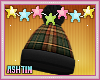 ! KID Flannel Fall Hat