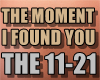 The Moment I Found You 2