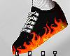 Kare Fire Sneakers BLK