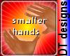 Sexy smaller hands