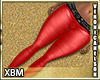 VN LEGGINGS RED XBM