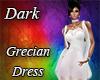 Dark Grecian Dress