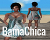 [bp] Tropical Dress