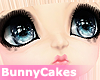 BunnyCakes Chibi Head