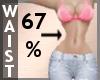 Waist Scaler 67% F A