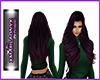 Darlene Grape Hair