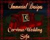 Corvinus Wedding Sofa