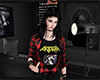 Anthrax Plaid Shirt