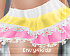 Kids Sunshine skirt