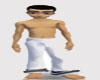 Karate White Pants