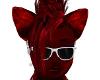 Red Furry Ears