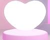 Pastel Heart Lamp