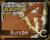 !LF™ LC Ring Bundle