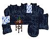 boheme blue sofa