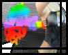 Rainbow Animated Key