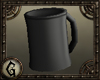 {G} Coffee Mug - Black