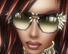 Glasses Gold