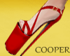 !A red Ky shoes