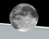 Full 3D moon