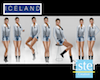 ICELAND 7 poses group