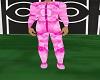 Pink  sleeper