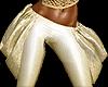 ~F~ Shine pants Gold