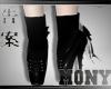 Ballet Shoes Black Dark