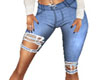 ~S~ Ripped Shorts NO TAT