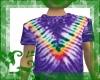 Tie Dye Shirt Lilac