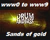 sands of gold  (Euro)