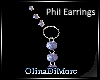(OD) Phii earrings