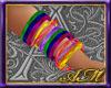 AM~Pride Bracelets-Left