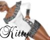 (K)Grey~N~Wht sweater dr