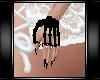 Black Hand Bones  L