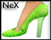 [NeX]-GreenDot HighHeel