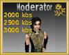 Moderator AudioWarning-S