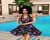 cladia summer dress