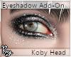 Silver Eyeshadow-Koby